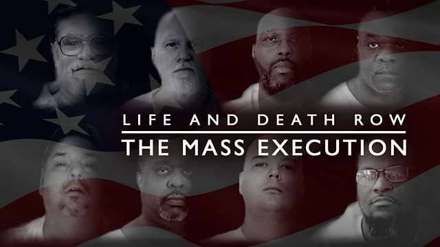 life and death row mass execution