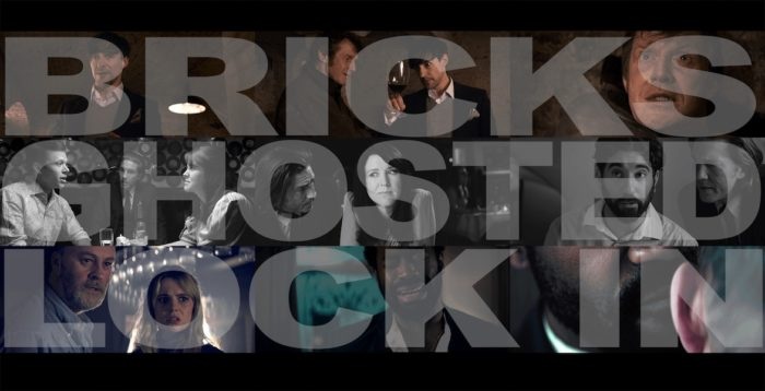 Short film review: Bricks, Lock In, Ghosted