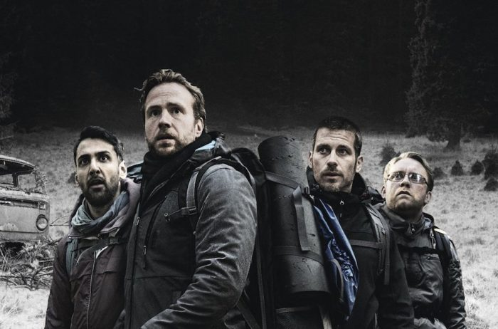 Netflix UK film review: The Ritual