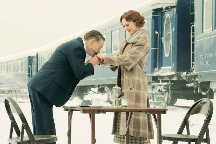 VOD film review: Murder on the Orient Express