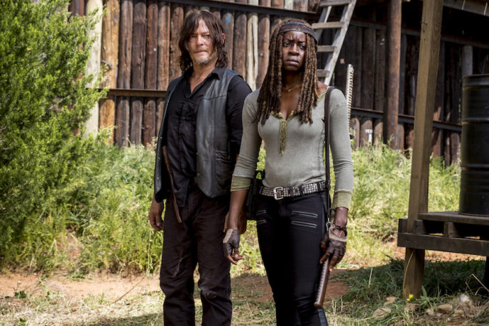 UK TV review: The Walking Dead Season 8, Episode 12 (The Key)