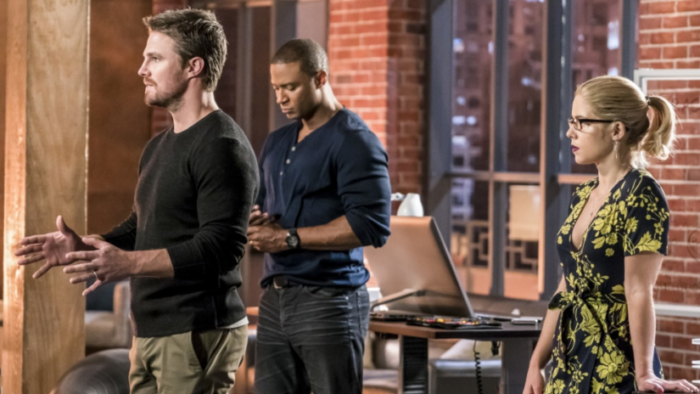 UK TV recap: Arrow Season 6, Episode 10 (Divided)