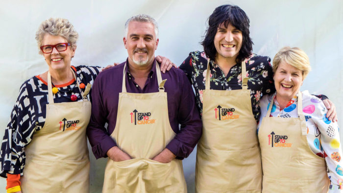 Catch up TV review: Celebrity Bake Off, Action Team, Saturday Night Takeaway, Electric Dreams