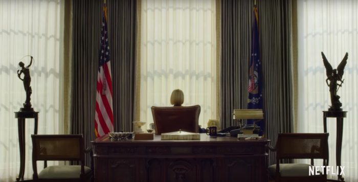 House of Cards Season 6 set for 2nd November premiere