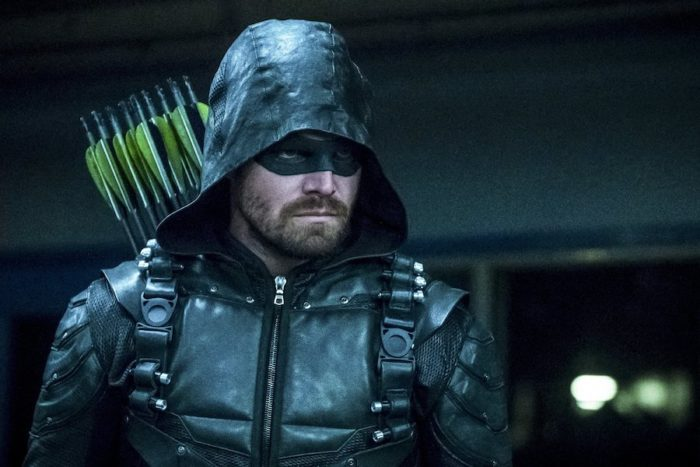 UK TV recap: Arrow, Season 6, Episode 16 (The Thanatos Guild)