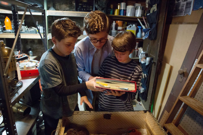 Amazon UK TV review: The Dangerous Book for Boys