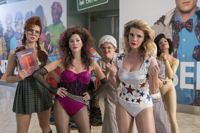 First look Netflix UK TV review: GLOW Season 2