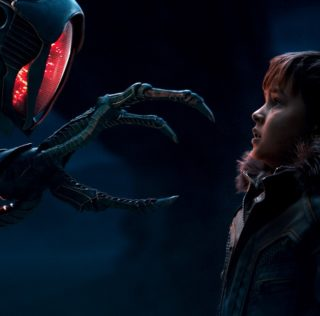 First look Netflix UK TV review: Lost in Space