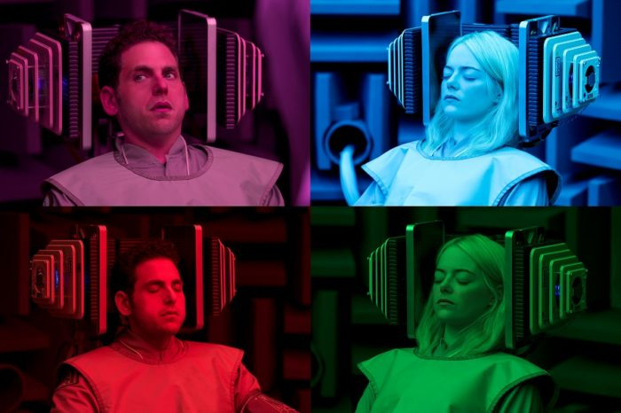 First look: Emma Stone and Jonah Hill in Netflix's Maniac