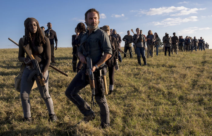 UK TV review: The Walking Dead Season 8 Finale (Episode 16 – Wrath)