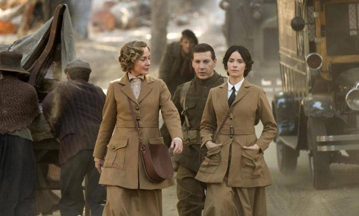 Netflix UK TV review: Timeless Season 2