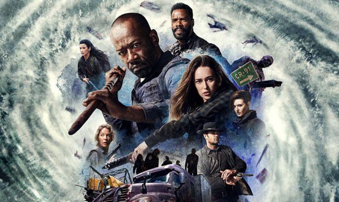Comic-Con: Fear the Walking Dead trailer teases Season 4 Part 2