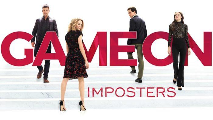 Imposters returns to Virgin TV for Season 2