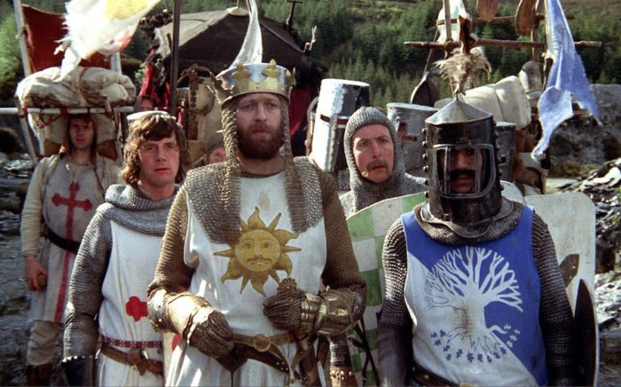Netflix UK film review: Monty Python and the Holy Grail