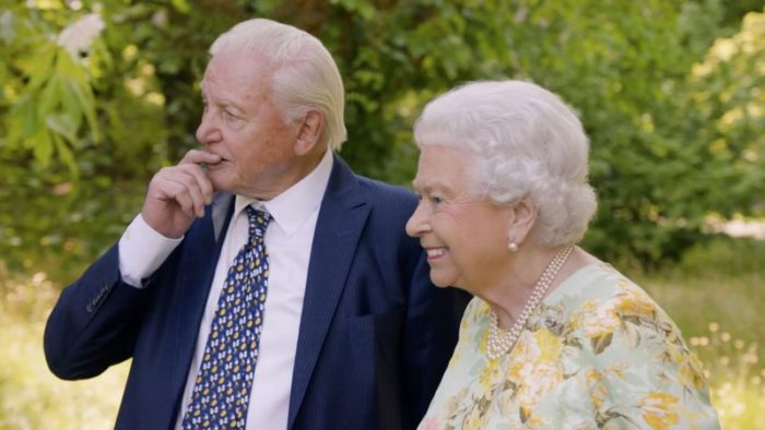 Catch up TV review: The Queen's Green Planet, The Secret Life of the Zoo, One Born Every Minute