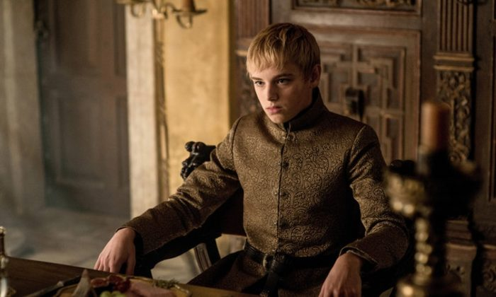 Game Of Thrones' Dean-Charles Chapman joins The King