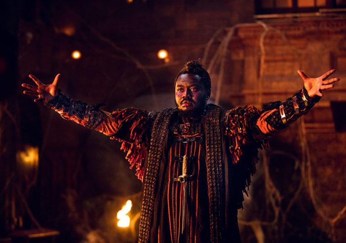 Amazon UK TV review: Into the Badlands Season 3, Episode 2 (Moon Rises, Raven Seeks)