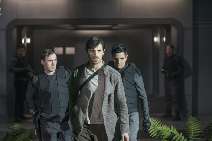 New images and trailer land for Nightflyers