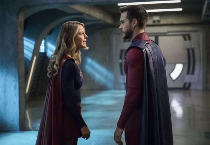 UK TV review: Supergirl Season 3, Episode 15 (In Search of Lost Time)
