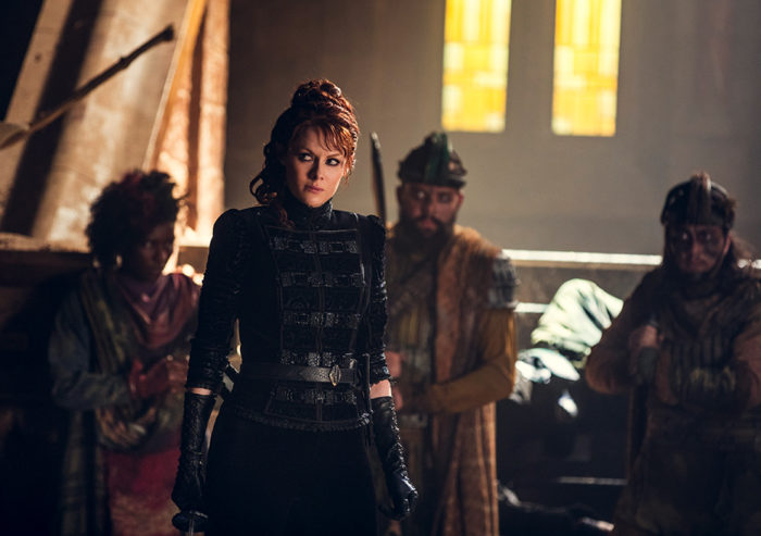 Amazon UK TV review: Into the Badlands Season 3, Episode 4 (Blind Cannibal Assassins)