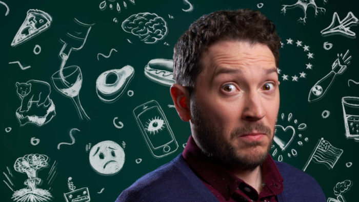 UK TV review: Jon Richardson: Ultimate Worrier