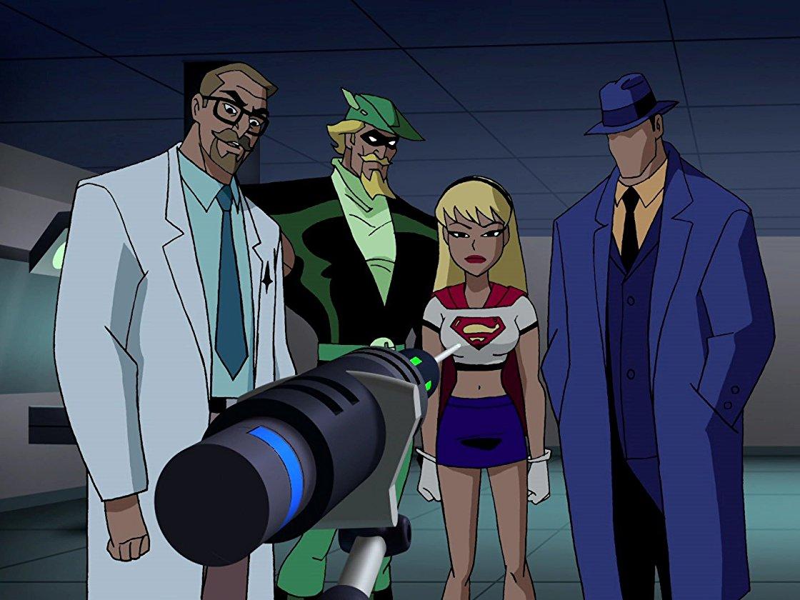 Superhero Sundays: Justice League Unlimited Season 1 (Top ...