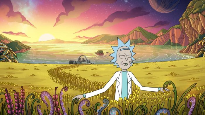 Comic-Con: First clip and details drops for Rick and Morty Season 4