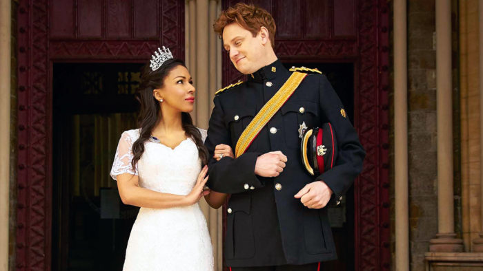 Catch up TV reviews: The Windsors Royal Wedding Special, What Makes a Woman, Humans, Jon Richardson: Ultimate Warrior
