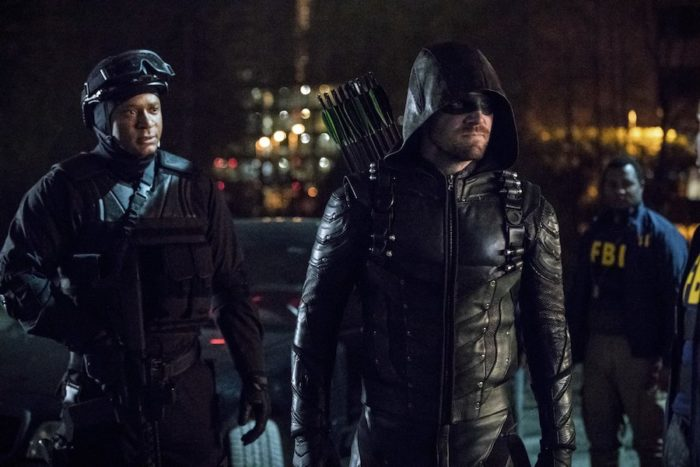 UK TV recap: Arrow, Season 6, Episode 23 (Life Sentence)