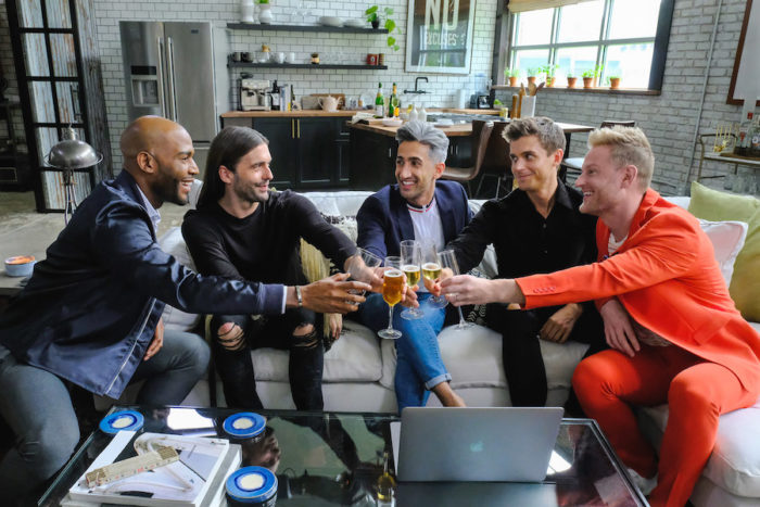 Why you need Netflix's Queer Eye in your life