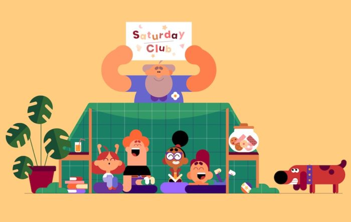 Saturday Club: Hopster announces new original series that encourages empathy