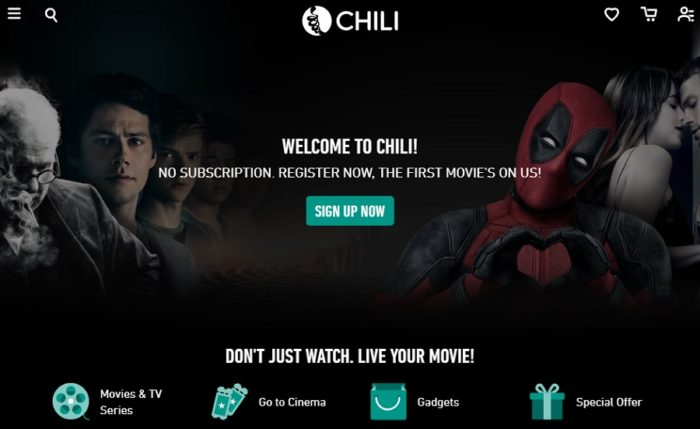 European TVOD service CHILI launches in UK