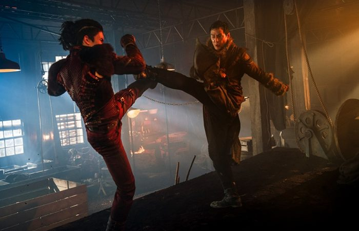 Amazon UK TV review: Into the Badlands Season 3, Episode 8 (Leopard Catches Cloud)