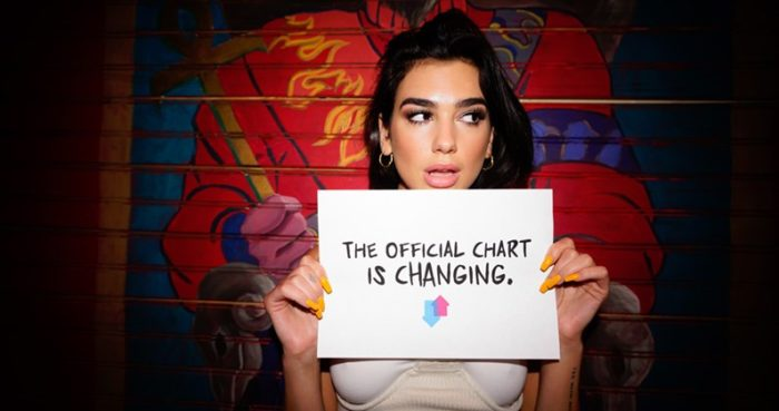 Music video streams to be included in official UK chart