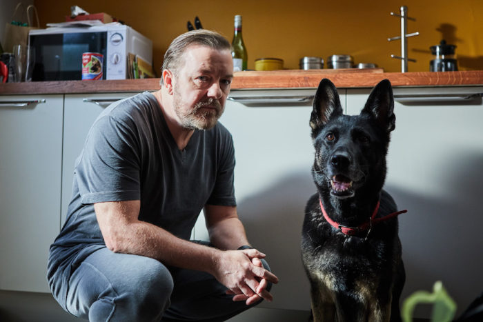 First look: Ricky Gervais' After Life set for Netflix March release
