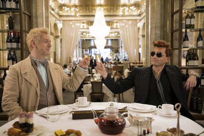 Amazon UK TV review: Good Omens