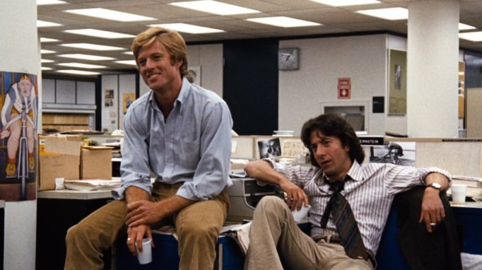 VOD film review: All the President's Men