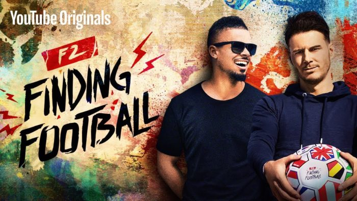 YouTube Premium TV review: F2 Finding Football
