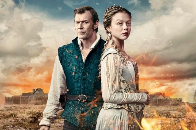 Trailer: Jamestown returns to Sky for Season 3 this April