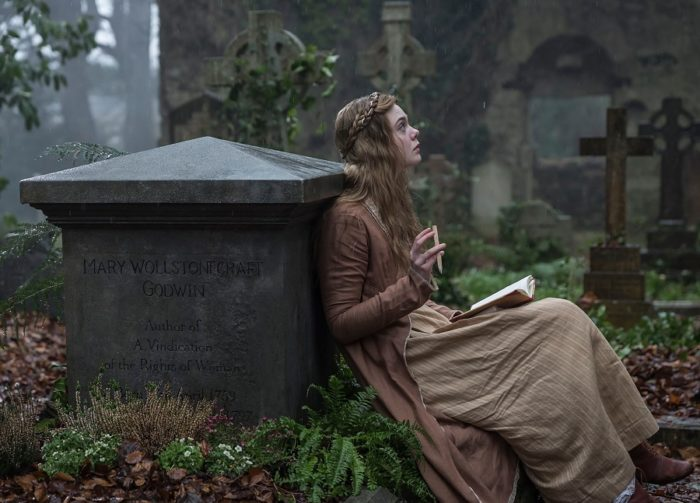 VOD film review: Mary Shelley