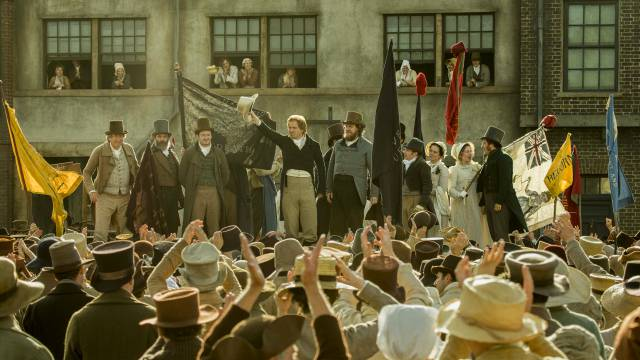 Watch: First trailer for Mike Leigh's Peterloo