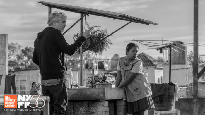Roma: Alfonso Cuarón's Netflix film to premiere at New York Film Festival