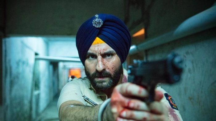 "Netflix faces legal petition over ""offensive"" Sacred Games content"