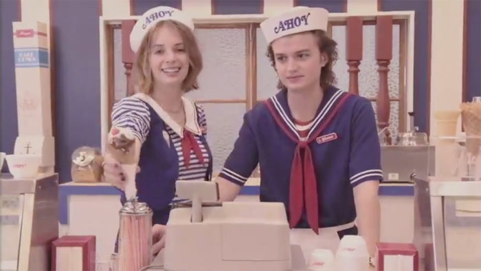 First Stranger Things Season 3 teaser goes full 80s