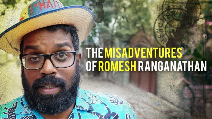 The Misadventures Of Romesh Ranganathan renewed for Season 2