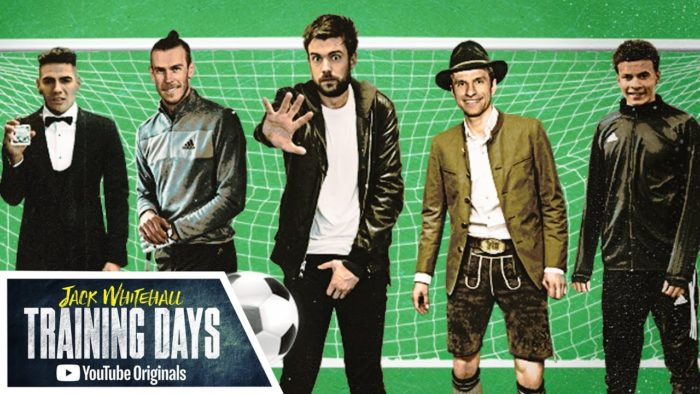 YouTube Premium TV review: Jack Whitehall: Training Days