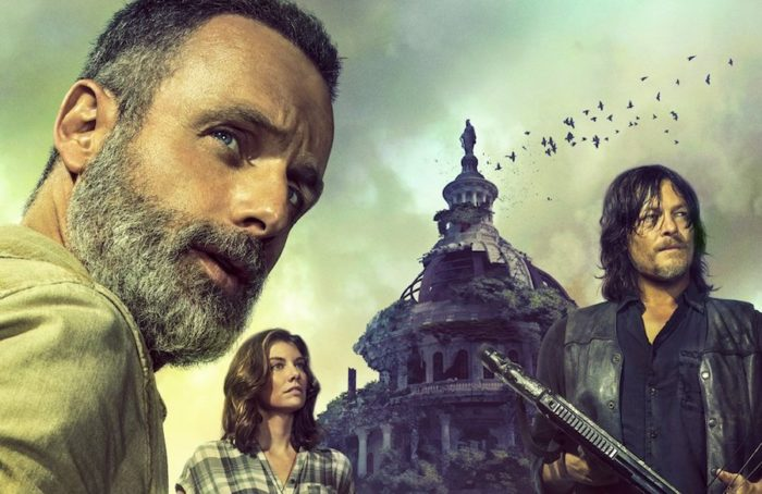 Watch: Opening minutes of The Walking Dead Season 9 Part 2