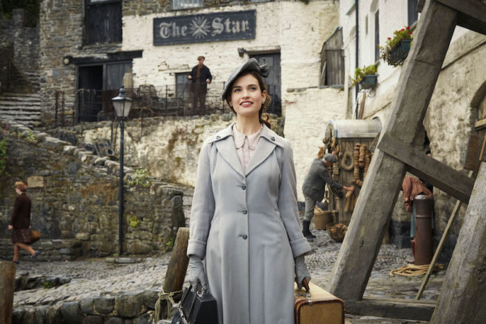 VOD film Review: The Guernsey Literary and Potato Peel Pie Society