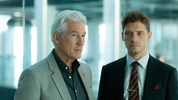 Trailer: Richard Gere stars in BBC Two's MotherFatherSon