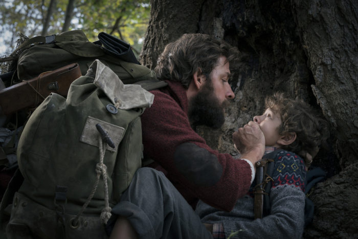 A Quiet Place: Unbearably brilliant